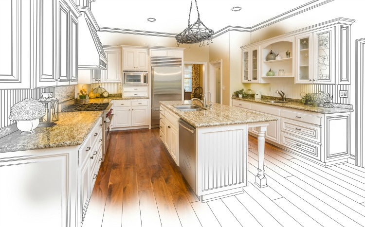 How To Get The Most Out Of A Kitchen Remodeling Project Stunning Planning A Kitchen Remodel Model