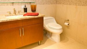 bathroom problems you can fix yourself