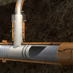 How does the trenchless pipe repair process work? - Tureks Plumbing