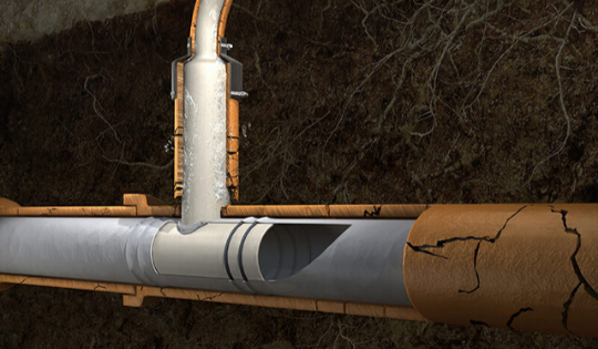 trenchless sewer repair in Appleton WI