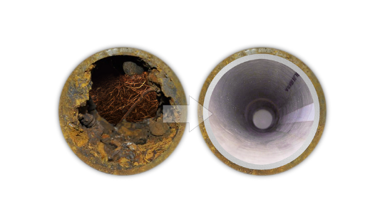 no-dig trenchless sewer repair Fox Valley