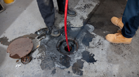 what is high-pressure water jetting? - Tureks Plumbing Services