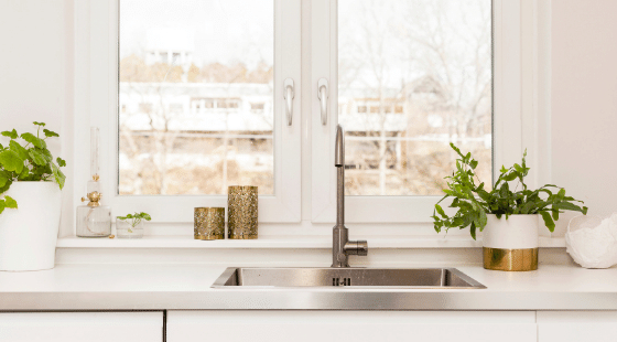 Kitchen Sink Backing Up When Washing Laundry - Fox Valley Cities